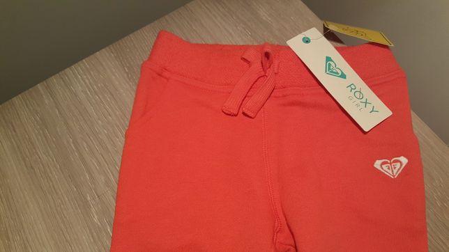 Spodnie ROXY nowe dres Quicksilver r.104
