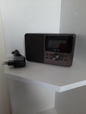 Радіо-dab PEAQ  Pdr160bt-b-1,радіо +fm,Dab,Bluetooth,-Germany