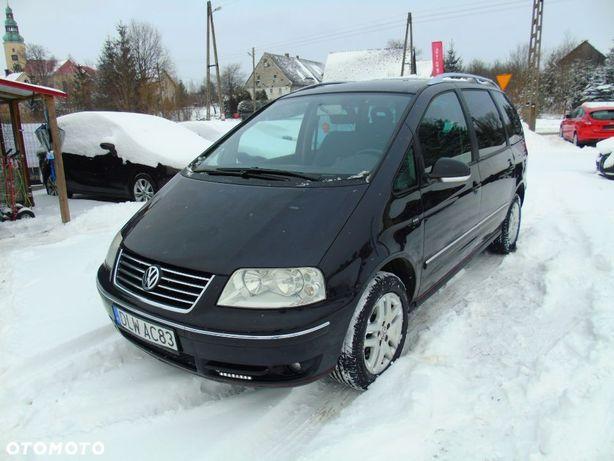 Volkswagen Sharan 1.9TDI LIFT 7 Foteli! Zarejestrowany! Klimatronic! Bogate Wyposażenie!