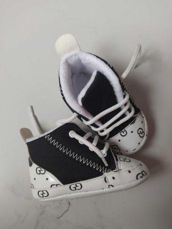 Ботиночки Микки на мягкой подошве