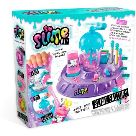Игровой набор Фабрика слаймов So Slime DIY Original Slime Factory