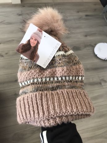 Nowa czapka