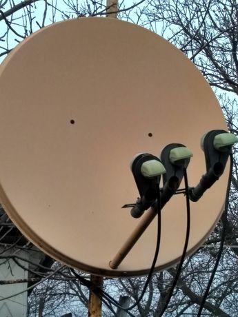 Продам спутниковую антену.