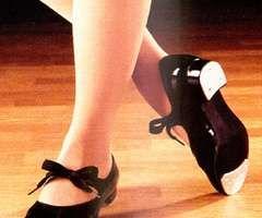 Туфли танцевальные для степа