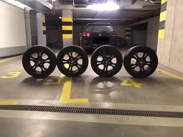 Alufelgi Felgi 17' Platin JAK NOWE! 5x120 BMW