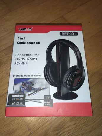 Headphones TEMCO Novos