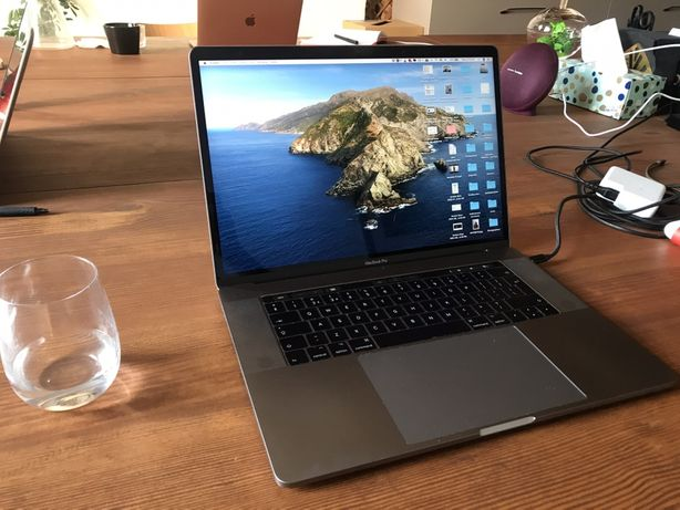 Macbook pro 15 2017 255 2.8