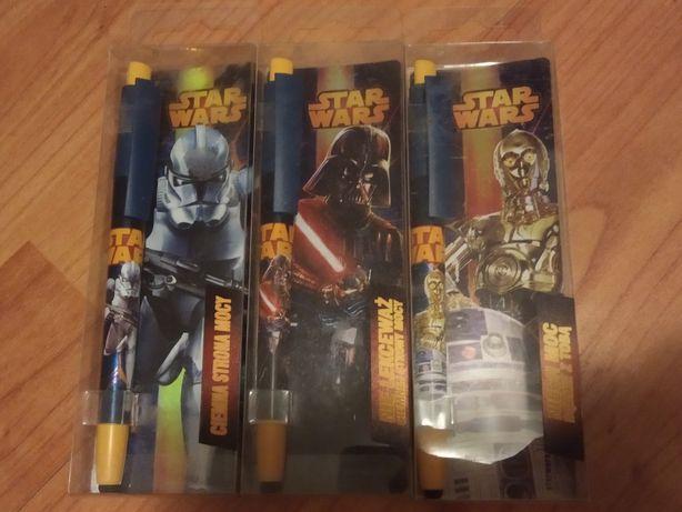 Limitowana edycja długopisów z serii Gwiezdne Wojny.