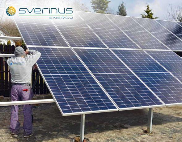 Panele fotowoltaiczne z montażem * Fotowoltaika * Moc 5,2 kWp * %%%