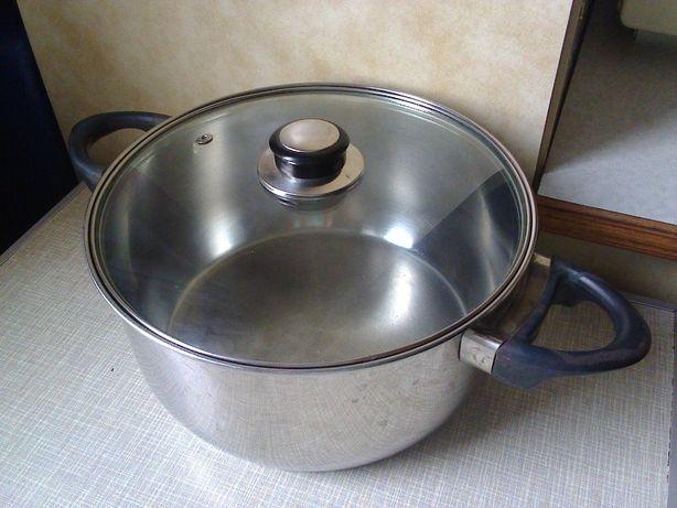 Кастрюля 4,7 литра (нержавейка, нержавеющая сталь)