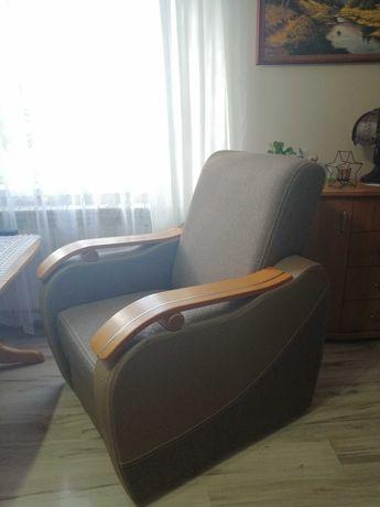 Fotel stan idealny jak nowy