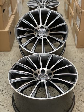 Диски новые Mercedes R18 C Cla E S Cls Glc Vito Gle Gla Viano Ml Glk