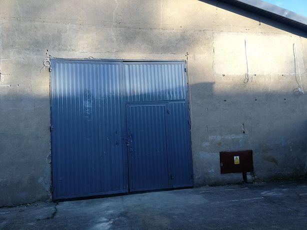 Drzwi Brama Garażowa do hali