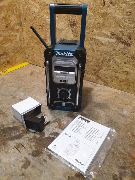 Radio Budowlane DMR 112 Makita