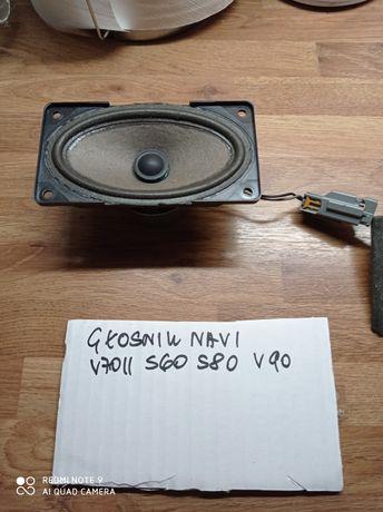 głośnik centralny navigacji volvo v70 2006 rok