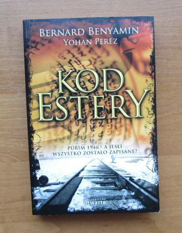 Bernard Benyamin, Yohan Perez - Kod Estery