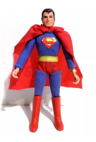 Super Man. Figurina 1970