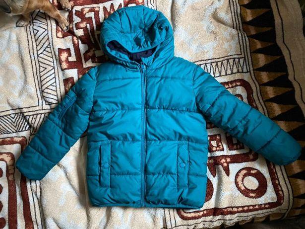 Куртка George , Куртка зимняя George на флисе , зимняя куртка
