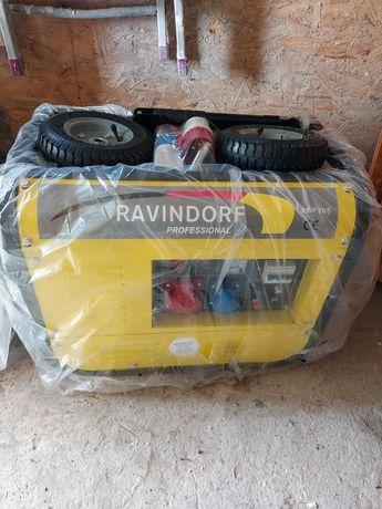 Agregat prądotwórczy RAVINDORF rwf765