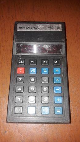 Stary kalkulator unitra Brda