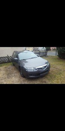 Mazda 6 2.0D z Niemiec bogate wyposażenie