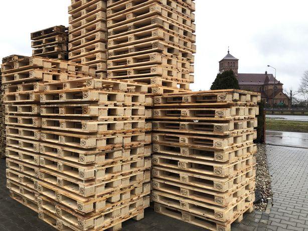 Skup i sprzedaż palet drewnianych - Radom - Mazowieckie