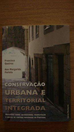 Conservação urbana e territorial integrada; Francisco Queiroz