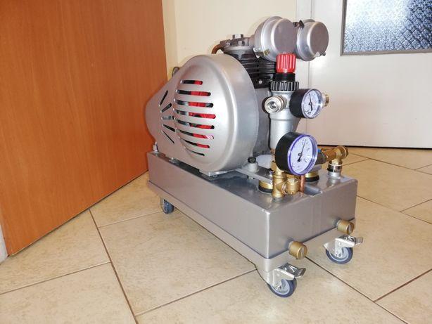 Kompresor 8L Mussana, Hans Kratt Maschinenfabrik GmbH