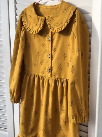 Платье фланель