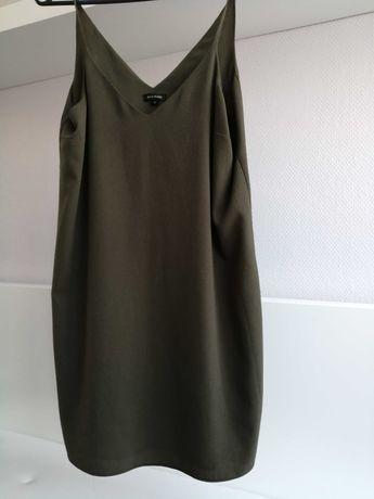 Sukienka 36 Ciemna zieleń