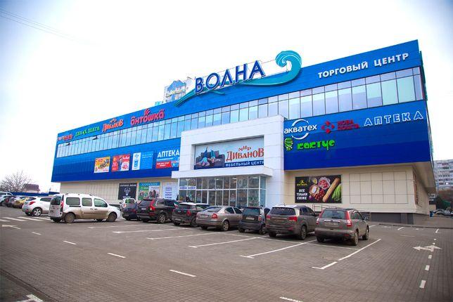 107 кв м в ТЦ Волна Суворовский район
