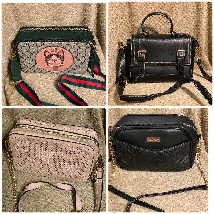 Жіноча сумка, сумка через плече, женская сумка Хмельницкий - изображение 1