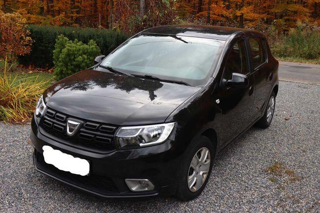 Dacia Sandero Laureate Sce75, 2017r. pierwszy właściciel, serwisowana.