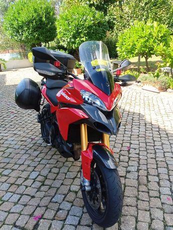 Ducati Multistrada 1200s Limited Edition