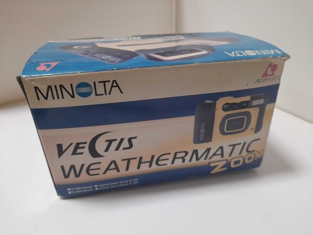 Minolta Vectis Weathermatic Zoom
