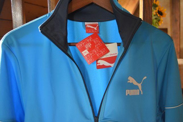 Bluza oldschool Puma - rozmiar S