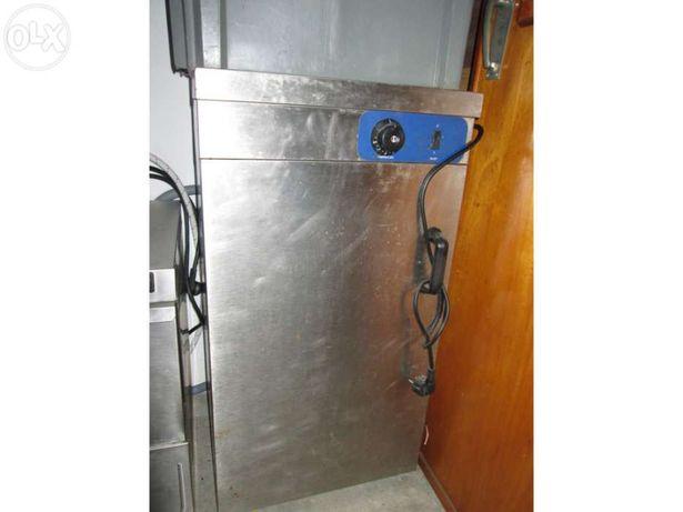 Máquina de aquecer pratos