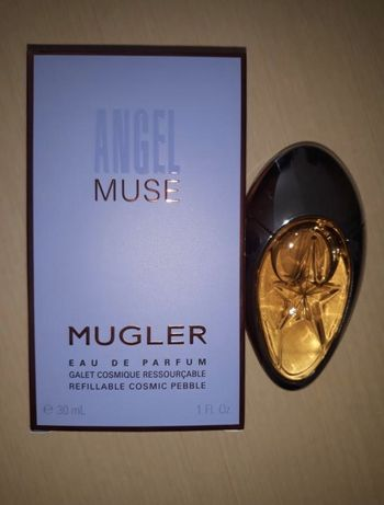 Thierry Mugler ANGEL MUSE 30 ml оригинал