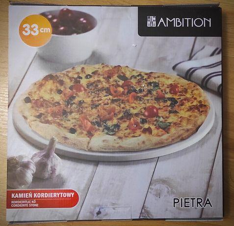 Kamień do pizzy okrągły Ø 33 cm NOWY