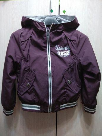 Куртка ветровка легенька курточка Palomino 5-6 лет 116