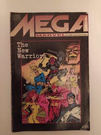 Komiks MEGA Marvel 3(8)/95