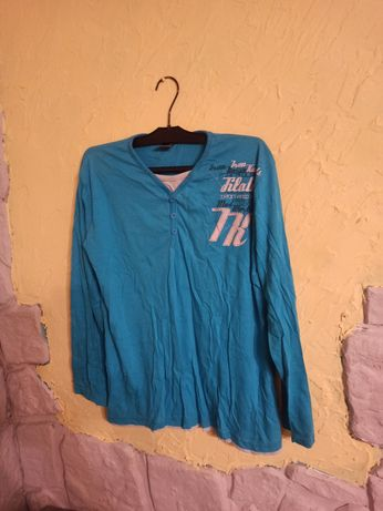 Super Blekitna bluza dognose 158-164