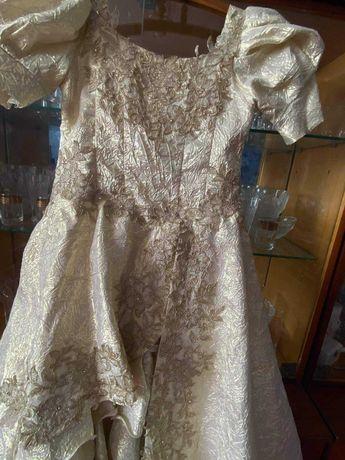 Дитяча сукня для дівчинки віком 9-12 років