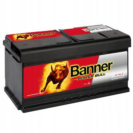 Banner POWER BULL P9533 12V 95 Ah / 780 A