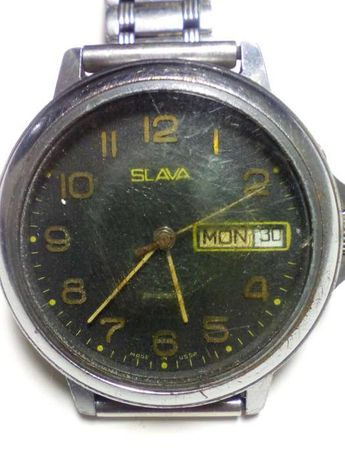 Продам Часы.SLAVA