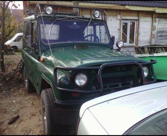 УАЗ 469 воєнний Обмін на легковий автомобіль або землю