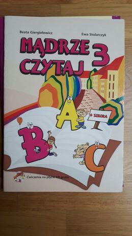 Mądrze czytaj 3 książka edukacyjna