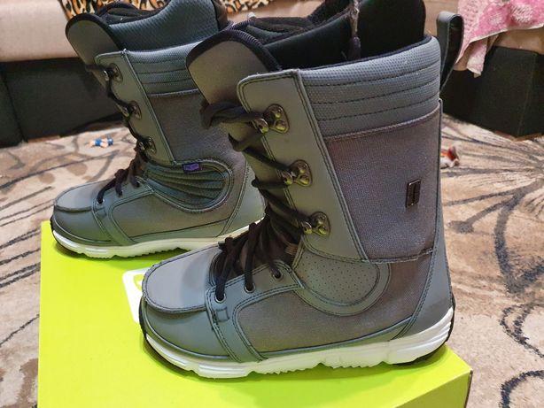 Сноубордические ботинки Forum (Burton) tramp 27 см 42 eu