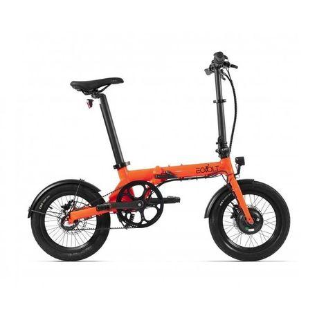Bicicleta elétrica dobrável Eovolt City X