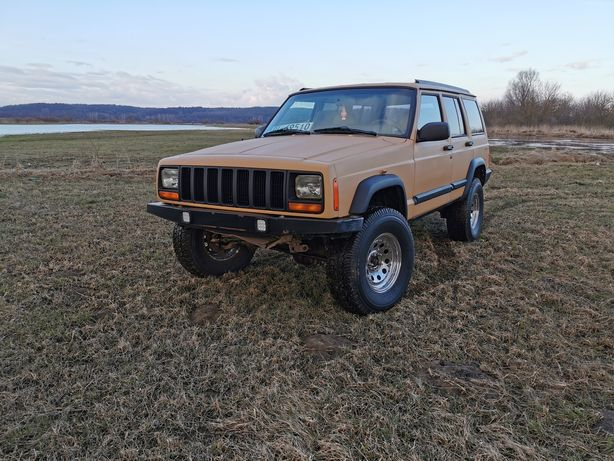 Jeep Cherokee xj ho polift